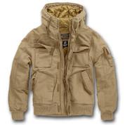 Brandit Bronx Jacket Camel