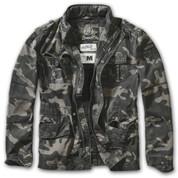 Brandit Britannia Jacket Black Camo