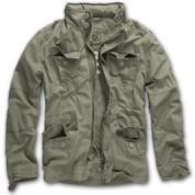 Brandit Britannia Jacket Olive Green