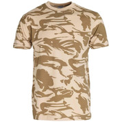 Military Army T Shirt Desert Camoflage