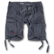Surplus Raw Vintage Airborne Vintage Shorts Grey