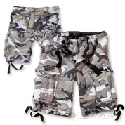 Surplus Raw Vintage Airborne Vintage Shorts Urban Camo