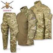 Used Genuine British Army PCS Set MTP Multicam