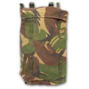 Used Genuine British Army PLCE Bergen Side Pockets DPM