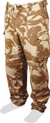 Used Genuine British Army Solider 95 Desert Trousers