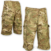New Genuine British Army Shorts MTP
