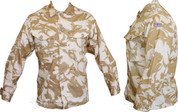 Used Genuine British Army Solider 95 Desert Shirt