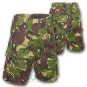 Used Genuine British Army Solider 95 DPM Shorts