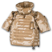 New Genuine British Army Osprey Body Armour Cover Desert