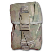 Used Genuine British Army Osprey Molle Water Bottle Pouch MTP Multicam