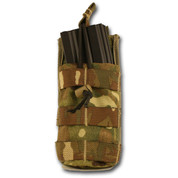 Used Genuine British Army Osprey Open Top Ammo Pouch MTP Multicam