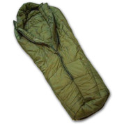 Used Genuine British Army Cold Weather Sleeping Bag