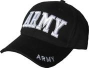 ARMY Baseball Cap Black