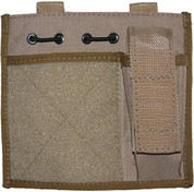 MLCE Molle Admin ID Patch Sand