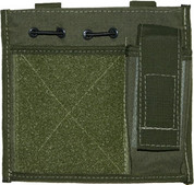 MLCE Molle Admin ID Patch Olive Green
