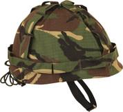 M1 Plastic Helmet with Ripstop Cover British DPM