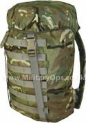 XR 20 litre Molle Patrol Pack Multicam MTP