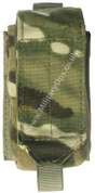 MLCE Molle Smoke Cannister Pouch Multicam MTP