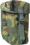 Military PLCE Water Bottle Pouch DPM