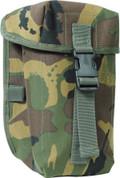 Military PLCE Water Bottle Pouch DPM