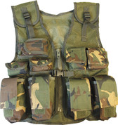 Kids Solider 95 Assault Vest DPM Camo