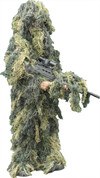 Kids Ghillie Suit Camo DPM