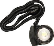 1 LED Micro Headlamp Black