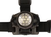 7 LED Headlamp Black