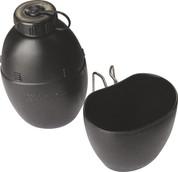 58 Style Water Bottle Black