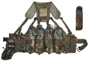 Molle Airborne / Special Forces Webbing DPM Camo