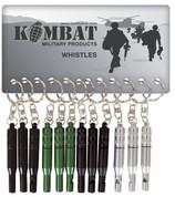 Aluminium ID Whistle