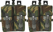 PLCE Ammunition Pouch DPM - Pair (Set of 2) Left & Right