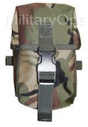 Military MLCE Molle Utility / Water Bottle Pouch DPM