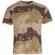 Military Chocolate Chip T-Shirt