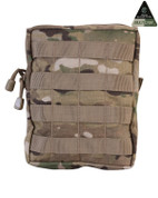 Crye Large Molle Utility Pouch Multicam MTP