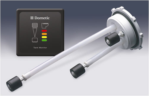 """DOMETIC TANK LEVEL MONITOR SYSTEM (DTM) 604001 VENTED 22"""""""