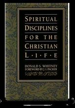spiritual disciplines front cover