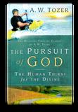 pursuit of God front cover