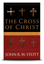 Cross of Christ front cover