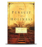 The Pursuit of Holiness front cover.