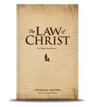 Law of Christ front cover image