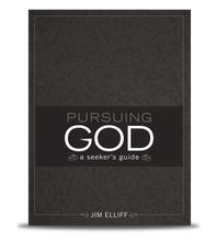 pursuing god front cover