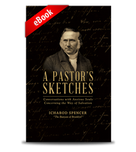 Pastor's Sketches eBook