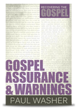 front cover Gospel Assurance and Warnings