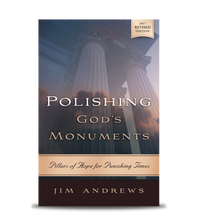 Polishing God's Monuments front cover