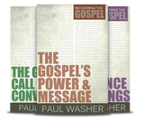 Paul Washer Recovering the Gospel Series Bundle