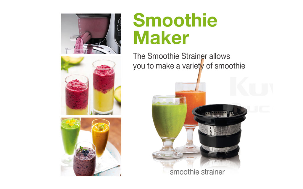 Slow Juicer Smoothie Recipe : Kuvings B6000S Whole Fruit Juicer in Silver Juicers.ie