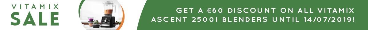 Vitamix Ascent 2500i Sale