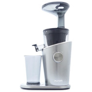 Hurom H100 Slow Juicer in Platinum Silver