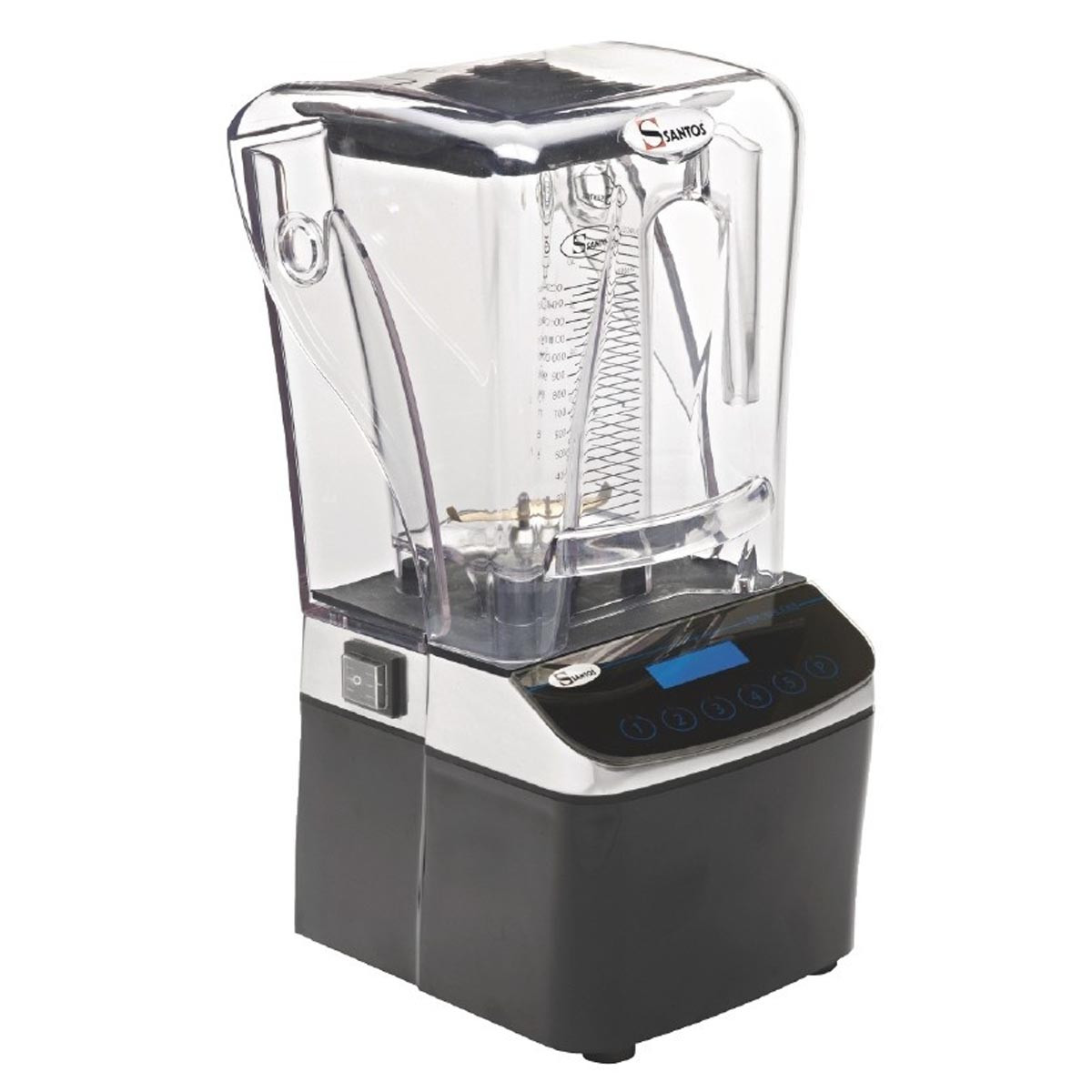 Santos 62A Silent Drink Commercial Blender
